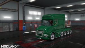 Mod Tuning Addon for Scania T by RJL v 1.0 [1.34], 1 photo