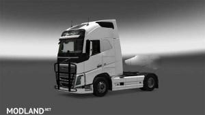 Volvo FH4 Bullbar