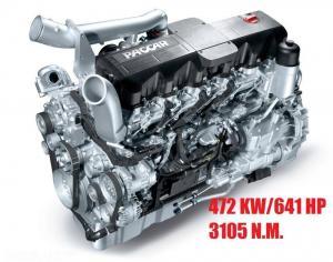 Daf XF 105 560 HP real tuning engine v 1.1, 1 photo