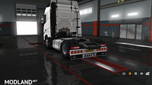 Addon for Volvo FH16 by Sogard3 and skejcikk (v1.2)(v1.33) , 6 photo