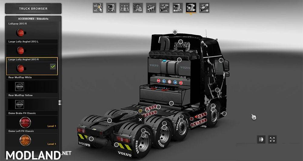 Volvo Fh16 Classic Heavy Duty Addon V1 0 Beta3 Mod For Ets 2