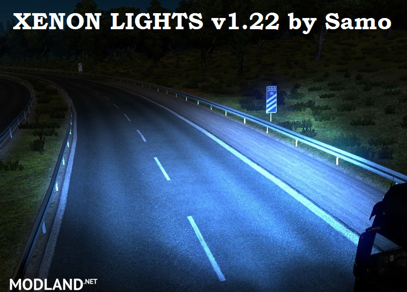 euro by lighting lights others truck mods effect marcmods simulator xenon