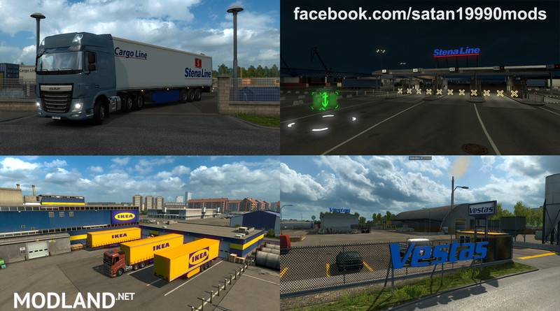 euro truck simulator 2 how to buy new garage