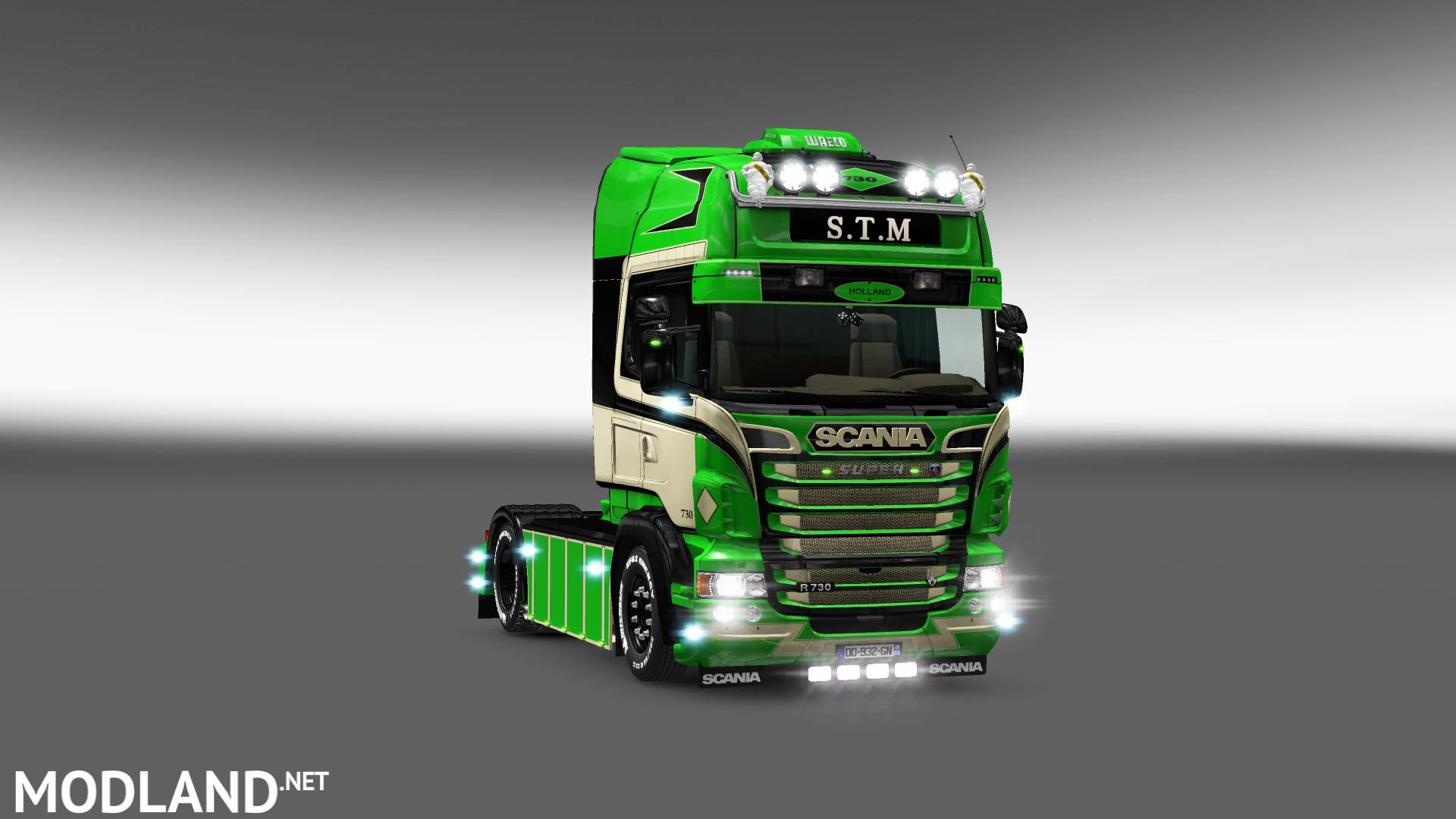 S T M For Scania Rjl Mod For Ets 2