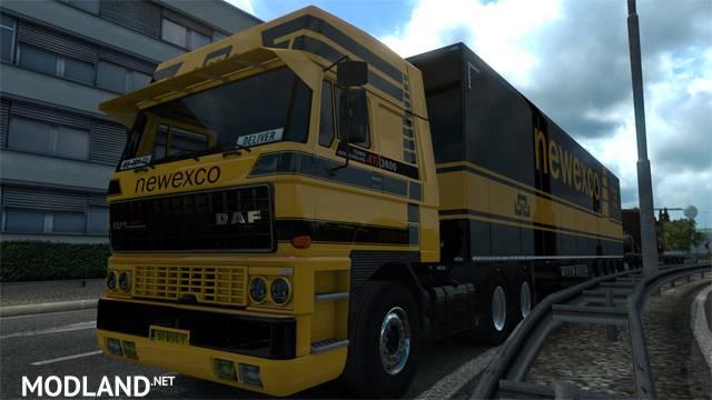 DAF F241 Newexco skin
