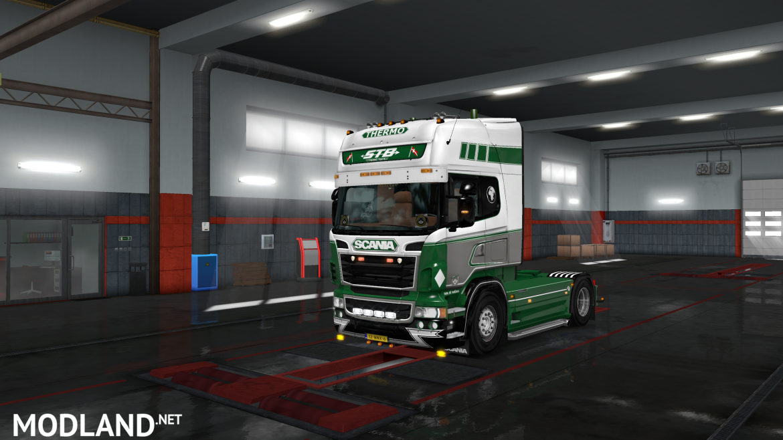 Scania RJL skin STB