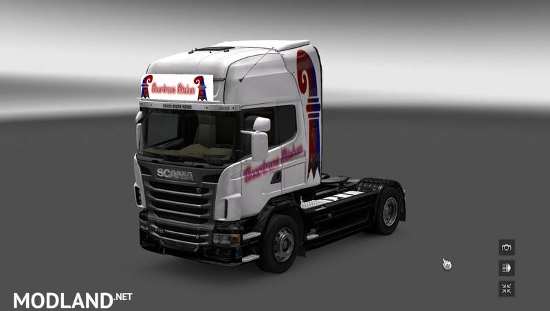 Scania Beer Trans Riehen