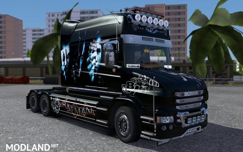Scania T Batman