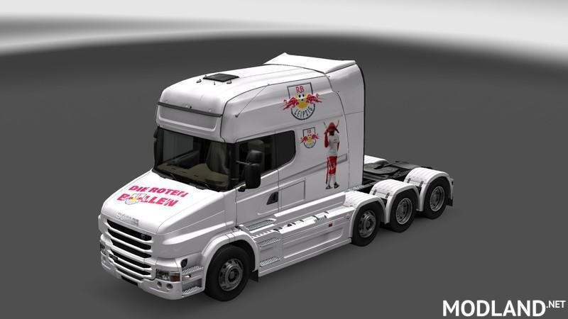 Scania T Longerliner