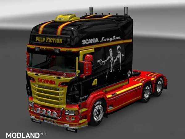 honda ets2 mod with Pulp Fiction Rjl Scania R Longline V 2 0 2 on Eaa Bus 1 5 further Biza Car further Hino 500 3 besides respond likewise Japan Car  pany Trailer Pack V1 0.