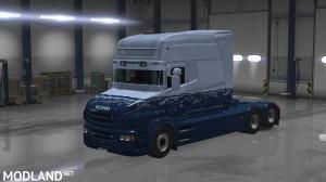 Default Paint Jobs for RJL Scania Mods, 4 photo
