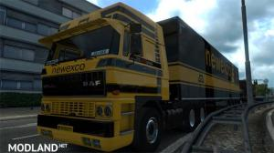 DAF F241 Newexco skin, 1 photo