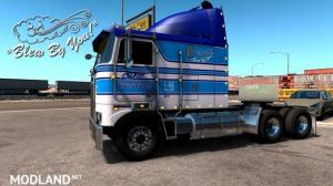 Blew By You! skin for Kenworth KW100e, 2 photo