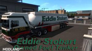 Eddie Stobart ScS Owned Fuel Trailer v1.0 [1.34.x], 1 photo