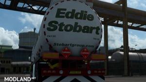 Eddie Stobart ScS Owned Fuel Trailer v1.0 [1.34.x], 3 photo