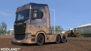 Dirty Scania S High Roof by l1zzy, 2 photo