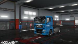 ETS 2 - European Logistics Companies Paint Jobs Pack v 1.1, 2 photo