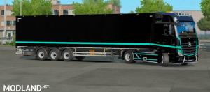 Combo Power Actros - ets2 1.35, 1 photo