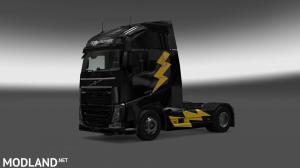 Volvo FH16 2012 Thunder Skin