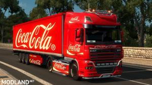 DAF, Iveco Hiway, Renault Premium Coca-Cola Combo, 2 photo