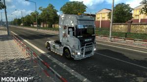 Scania R Topline Skins ROAD