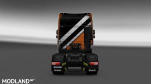 Assimov DAF XF Euro 6 Skin Mod, 2 photo