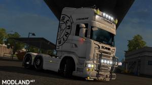 Scania rjl skin, 3 photo