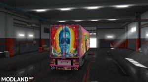 ON THE ROAD CHEREAU TRAILER SKIN 1.35 !!, 3 photo