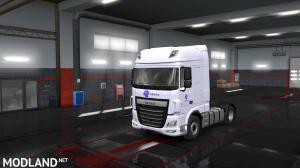 European Logistics Companies Paint Jobs Pack v 1.2, 2 photo