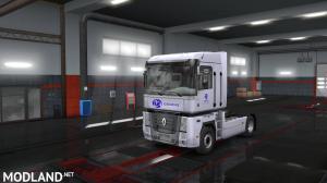 European Logistics Companies Paint Jobs Pack v 1.2, 3 photo