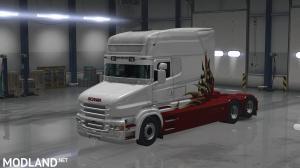 Default Paint Jobs for RJL Scania Mods, 2 photo