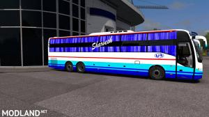 Indian Volvo Bus Mod Skin - KPN Travels Sleeper Bus, 2 photo
