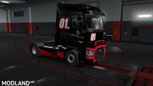 Renault Range T Truck Racing Skin_2, 1 photo