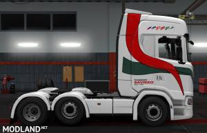 Scania S 2016 Savikko Skin FIX, 2 photo