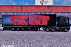 Monster Team Trucks, 2 photo