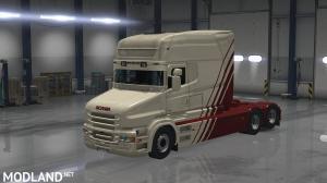 Default Paint Jobs for RJL Scania Mods, 1 photo