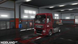 ETS 2 - European Logistics Companies Paint Jobs Pack v 1.1, 3 photo