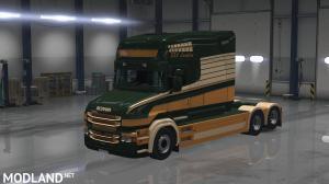 Default Paint Jobs for RJL Scania Mods, 3 photo