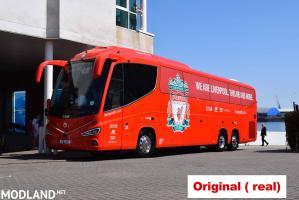 [1.36] KofSimo - Irizar i8 - Liverpool FC Bus Skin, 2 photo