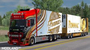 Ristimaa Next Gen Scania S + Tandem Skin, 1 photo