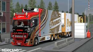 Ristimaa Next Gen Scania S + Tandem Skin (Updated), 1 photo