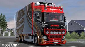 Ristimaa Next Gen Scania S + Tandem Skin (Updated), 2 photo