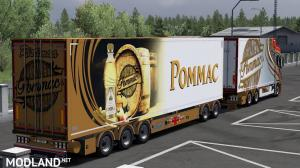 Ristimaa Next Gen Scania S + Tandem Skin (Updated), 3 photo