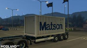 Arnook's SCS Containers Skin Project V4, 3 photo