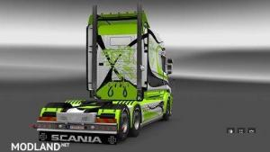 Scania T Ageratos Line Skin, 2 photo