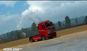 Blankie Transport Scania 143m
