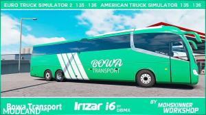[1.36] MohSkinner Wp - Irizar i6 - Bowa Transport, 1 photo