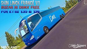 [1.36] MohSkinner - Irizar i6 - Linck France v 1.0, 1 photo