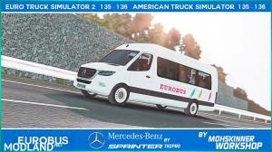 [1.36] MohSkinner Wp - Mercedes Sprinter - EuroBus, 1 photo