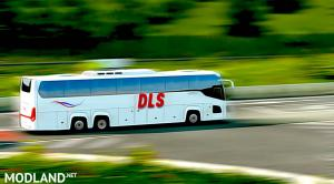 DLS For ETS2 1.35.x - Bus Scania Touring - External Download image